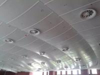 多功能厅吊顶铝单板